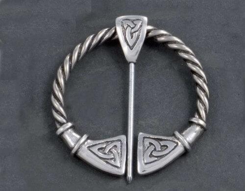 keltische fibula