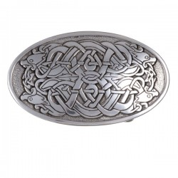 Serpent Buckle Buckle