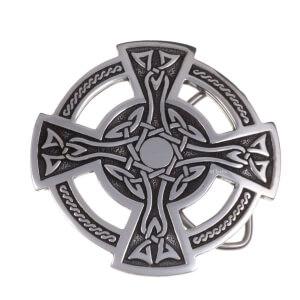 Keltisch kruis Buckle
