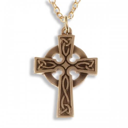 Bronzen Kruis St Petroc