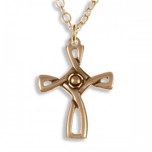 Lus bronzen Kruis