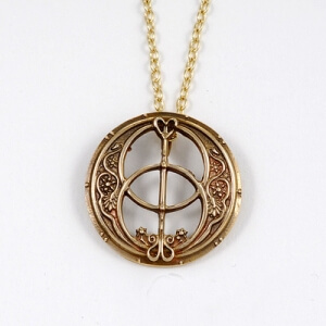 Bronze pendantjewelry from bronzedisign jewelry chalice well bronze pendant bzp56 aloadofball Gallery