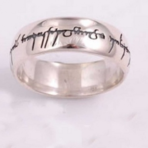 Elvish Love Zilveren Ring (SR922)