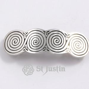 Four spirals Haarspeld (PH14)