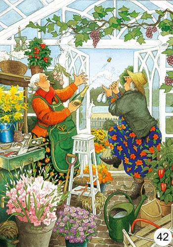 Inge Look Postkaarten 42