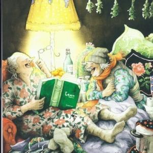 Inge Look Postkaart 21