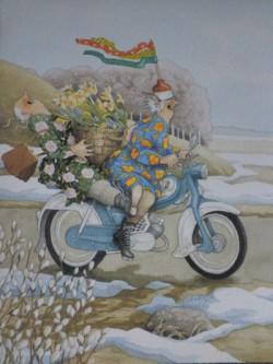Inge Look Postkaart 3