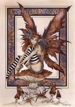 Fantasy Art Prints Fairy Elves Dark And Gothic Fairies