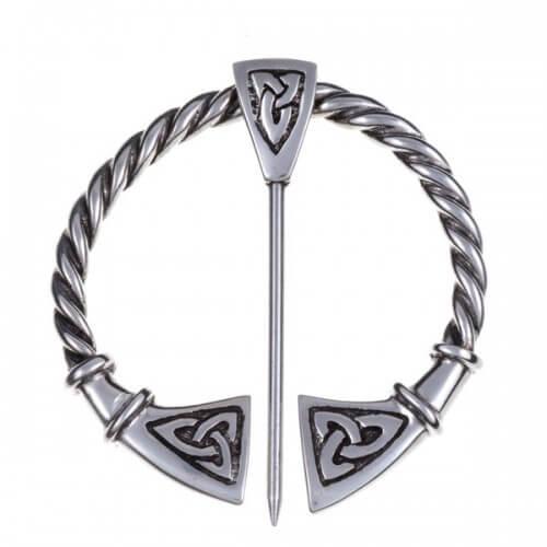 Grote Keltische penannular Fibula