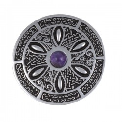 Celtic Wheel Broche PB55P