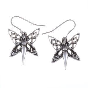 Celtic fairy oorbellen