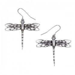Libelle oorbellen