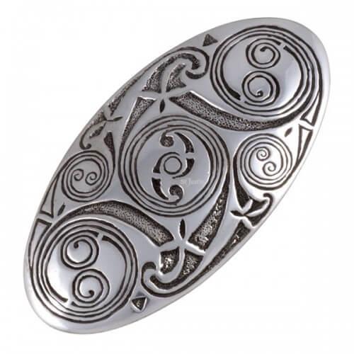 Lindisfarne spiral Haarspeld (