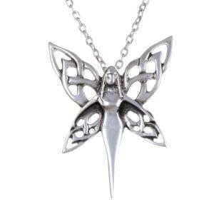Celtic fairy hanger (