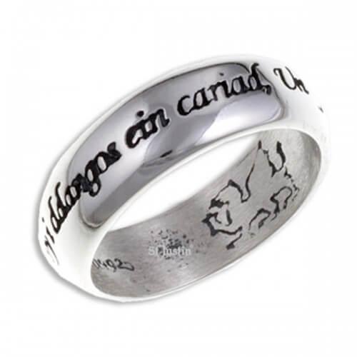 Welsh Love Ring (SR923)