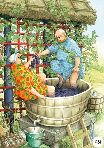 Inge Look Postkaarten 49