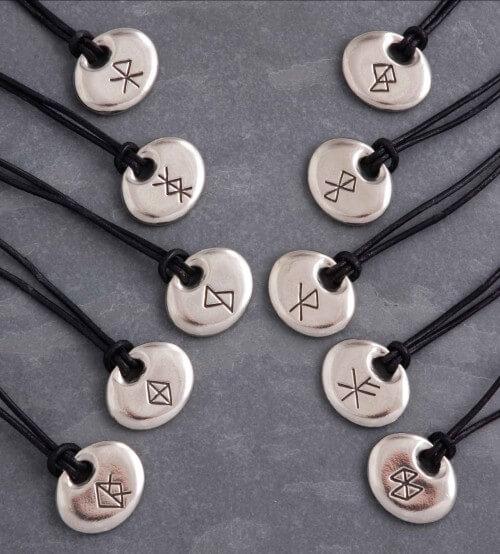 keltische Bind runes