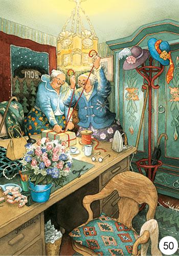 Inge Look Postkaart 50
