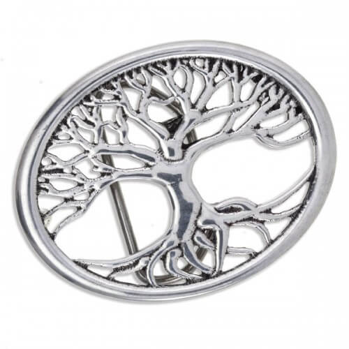 tree of life buckle