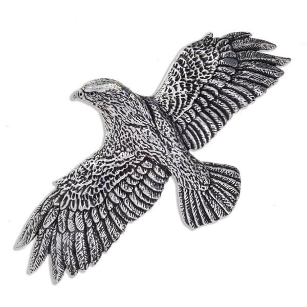 Vliegende adelaar haarspeld