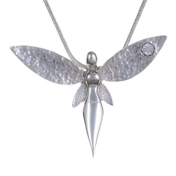 Fairy hanger met Helder kristal