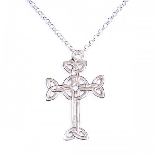 Clonmacnoise zilveren kruis