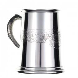 Rechte zijdige Keltische bierpul