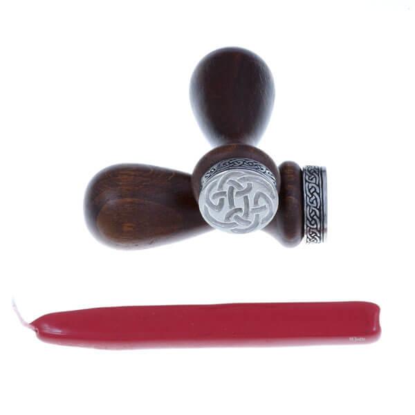 Lugh's knoop zegel