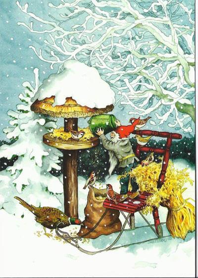 Inge Look Postkaart 222