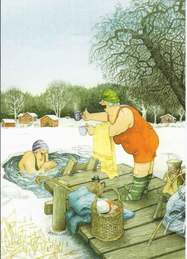 Inge Look Postkaart 55