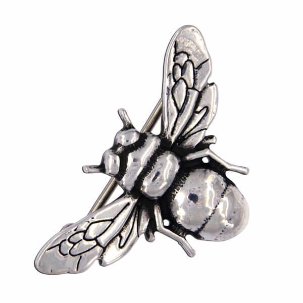 Bijen brooch
