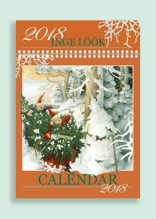 Inge Look kalender 2018