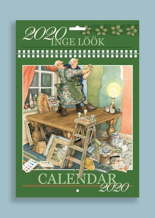 Inge Look kalender 2020