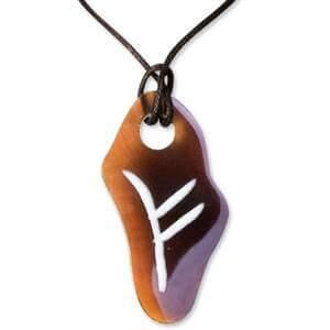 FEOH Rune hanger