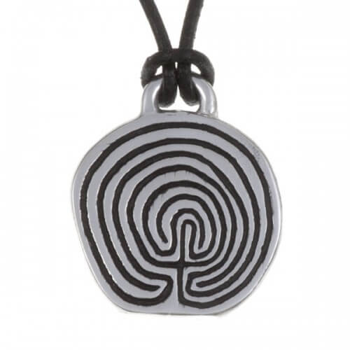 Tintagel labyrint hanger