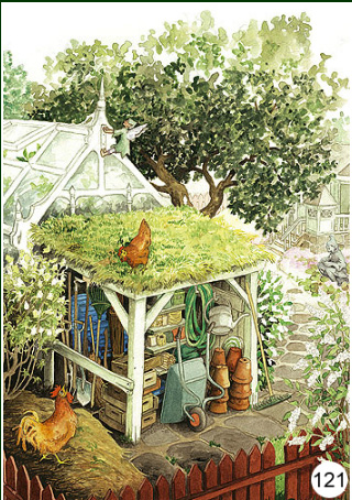 Inge Look Postkaart 121