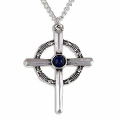 Robin van Locksley kruis met lapis steen