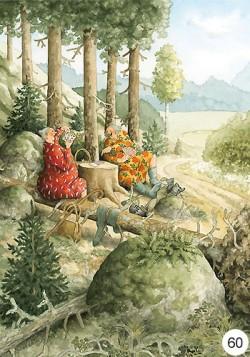 Inge Look Postkaarten 60