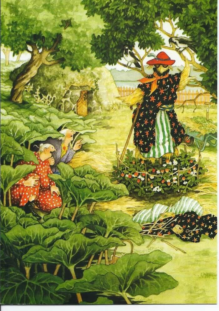 Inge Look Postkaarten 62