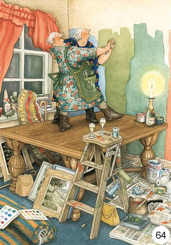 Inge Look Postkaarten 64