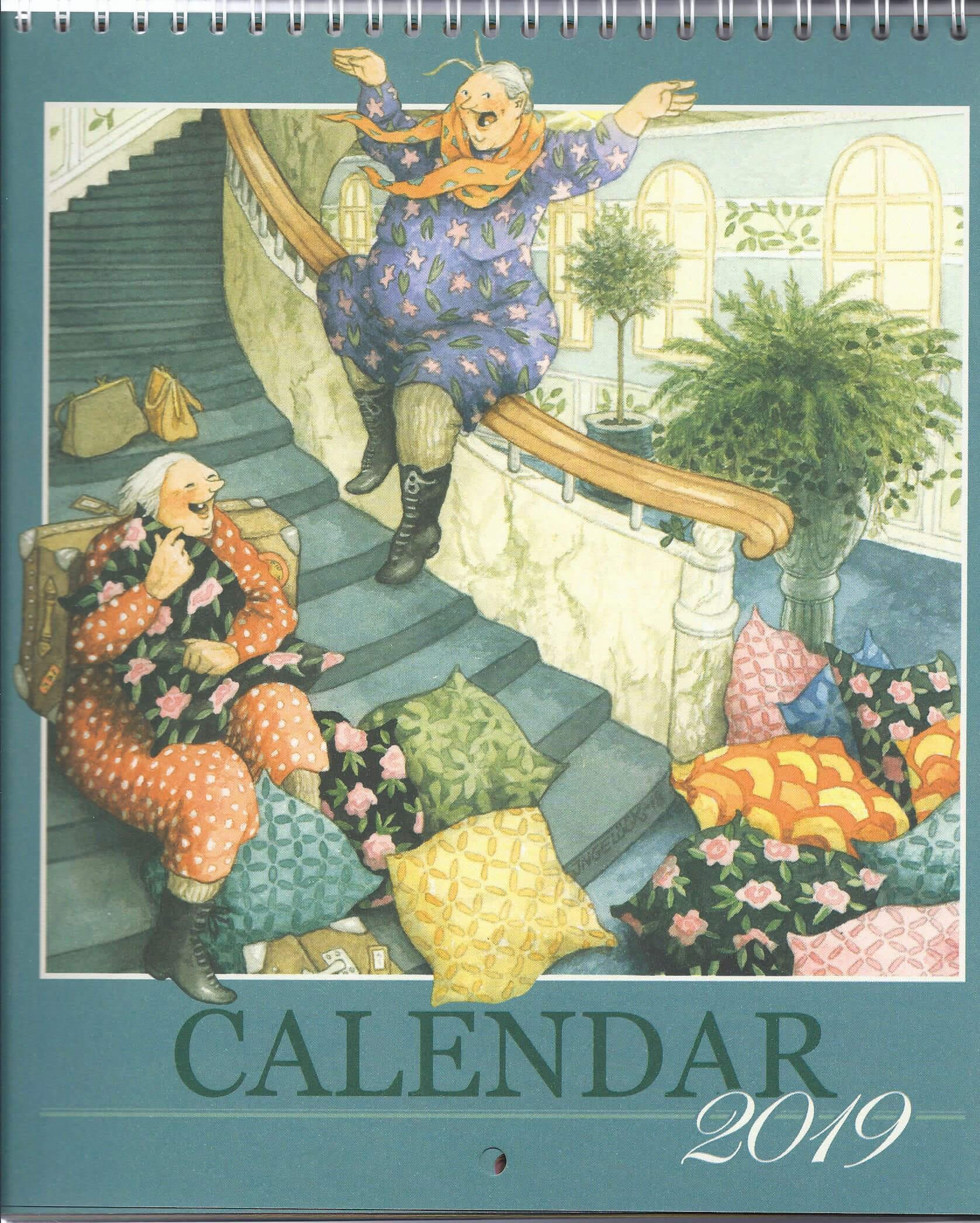 Inge Look kalender 2019