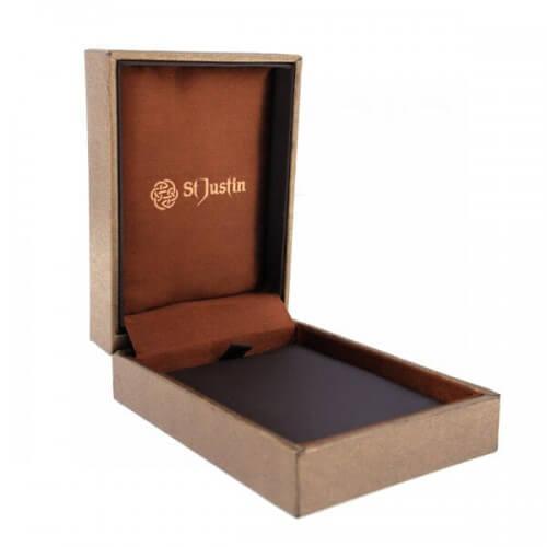 bronzen sieraden luxe geschenkdoosje