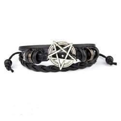 Pentagram armband