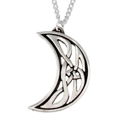 Keltische maan hanger
