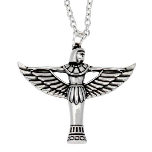 Egyptische godin Bast hanger