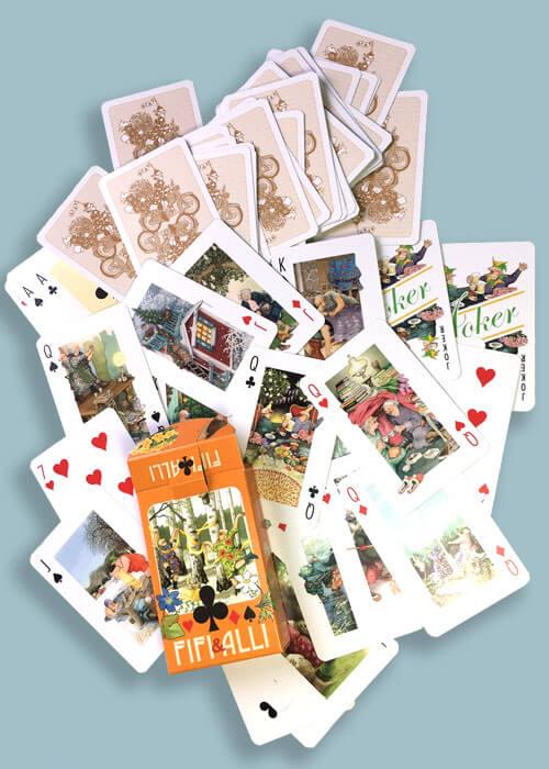 Inge Look speelkaarten
